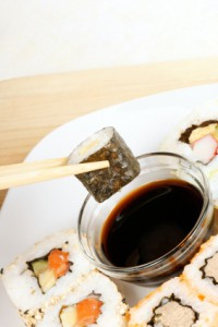 tamari sauce is a gluten free substitute for soy sauce